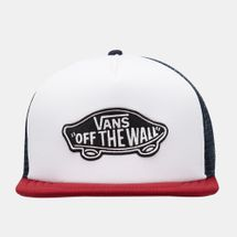 Vans Men's Classic Patch Trucker Cap
