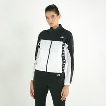 The North Face Women's Train N Logo Crop Wind Jacket