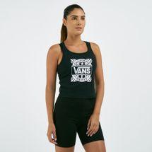 بلوزة رياضية كاليفورنيا نيتيف من فانس للنساء