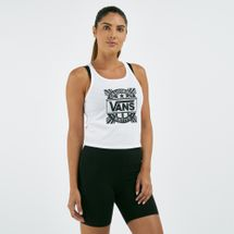 Vans Women's California Native Ribbed Tank Top