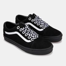 Vans Unisex Check Lace Old Skool Shoe, 1557546