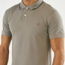 Timberland Men's Millers River Pique Slim Polo T-Shirt, 1567005