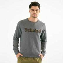 Timberland Men's Exeter River Logo Crew Sweatshirt