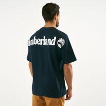 Timberland Men's Back Linear T-Shirt, 1561157