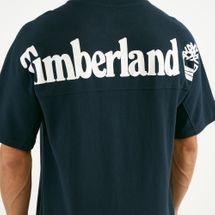 Timberland Men's Back Linear T-Shirt, 1561159