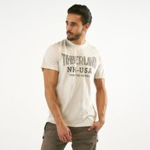 Timberland Men's Vintage Inspired T-Shirt