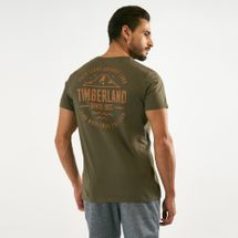Timberland Men's Kennebec River Graphic T-Shirt