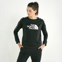 The North Face Women's Train N Logo Crew Sweatshirt