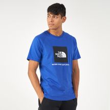 The North Face Men's Raglan Redbox T-Shirt