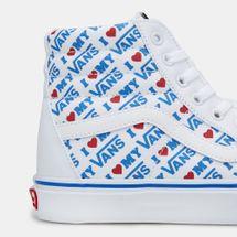 Vans UA SK8-Hi I Heart Vans Shoe, 1654766