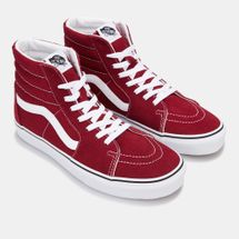 Vans Unisex SK8-Hi Skateboarding Shoe