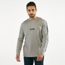 Timberland Men's Tape Long Sleeve T-Shirt