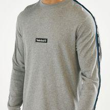 Timberland Men's Tape Long Sleeve T-Shirt, 1561167