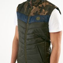Timberland Men's Syke Peak Vest Jacket, 1547019
