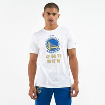 fb03ba54f75 New Era Men s NBA Golden State Warriors Team Champion T-Shirt