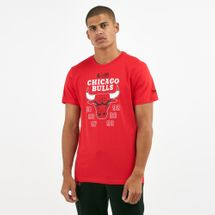 New Era Men's NBA Chicago Bulls FDR T-Shirt