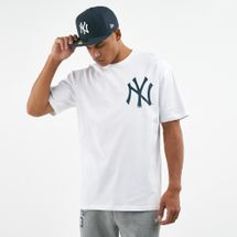 New Era Men's MLB New York Yankees Oversized T-Shirt