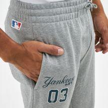 New Era Men's MLB New York Yankees Jersey Script Pants, 1671412