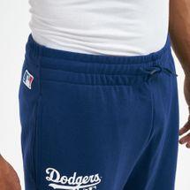 New Era Men's MLB Los Angeles Dodgers Jersey Script Pants, 1671416