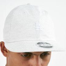 New Era Men's MLB Los Angeles Dodgers Polka Dot Retro Fit Cap, 1671438
