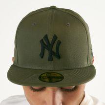 New Era Men's MLB New York Yankees League Essential 59FIFTY Cap, 1603633