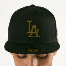 New Era Men's MLB LA Dodgers League Essential 59FIFTY Cap, 1603654
