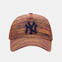 New Era Women's MLB New York Yankees Engineered Fit 9FORTY Cap