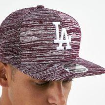 New Era Men's MLB LA Dodgers Engineered Fit 9FIFTY Cap, 1671486