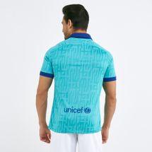 Nike Men's FC Barcelona Third Breathe Stadium Jersey T-Shirt - 2019/20, 1877191