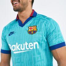 Nike Men's FC Barcelona Third Breathe Stadium Jersey T-Shirt - 2019/20, 1877193