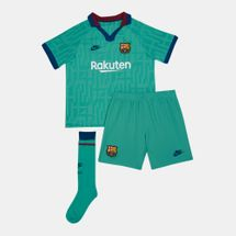 Nike Kids' FC Barcelona Breathe Kit (Younger Kids)