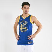 Nike Men's NBA Golden State Warriors Stephen Curry Dri-FIT Swingman Jersey