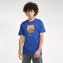 Nike Men's FC Barcelona Evergreen T-shirt
