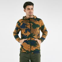 Nike Men's Dri-FIT Full-Zip Camo Hoodie