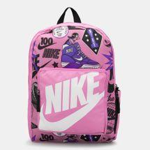 حقيبة الظهر كلاسيك بالطبعة من نايك للاطفال الكبار