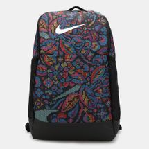 Nike Kids' Brasilia Printed Backpack