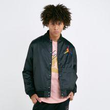Jordan Men's DNA Satin Jacket