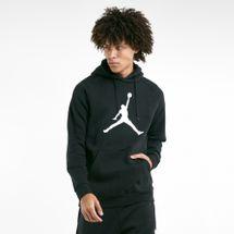 Jordan Men's Fleece Pullover Jumpman Logo Hoodie
