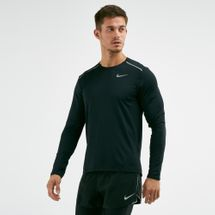 Nike Men's Element 3.0 Crew Long Sleeves T-Shirt