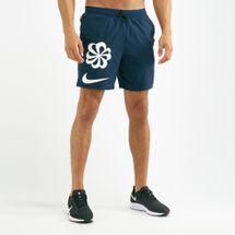 Nike Men's Dri-FIT Flex Stride 7 Inch Graphic Running Shorts