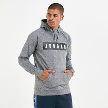 Jordan Men's 23 Alpha Therma Fleece Pullover Hoodie