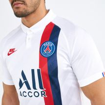 Nike Men's Paris Saint-Germain Third Breathe Stadium Jersey - 2019/20, 1858851