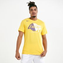 Nike Men's NBA Los Angeles Lakers Dri-FIT T-Shirt