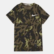 Nike Kids' Fitted All-over Prints T-shirt (Older Kids)