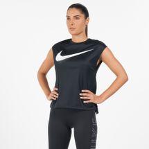 Nike Women's Dri-FIT Graphic Running T-Shirt