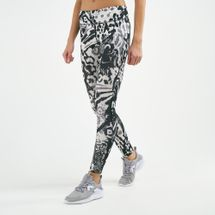 Nike Women's Fast 7/8 Printed Running Leggings