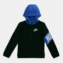 Nike Kids' Sportswear Full-Zip Hoodie (Older Kids)