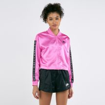 Nike Women's Air Satin Track Jacket