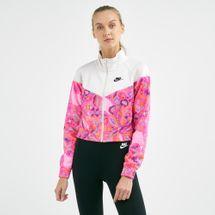 Nike Women's Sportswear Printed Jacket