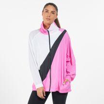 Nike Women's Woven Swoosh Pack Jacket